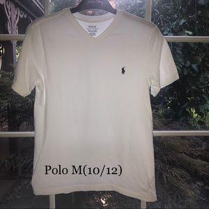 Polo T-Shirt Boys Med